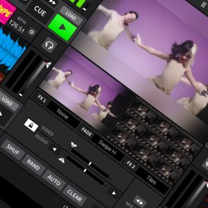 Mixing Music Videos With DEX 3 VDJ software