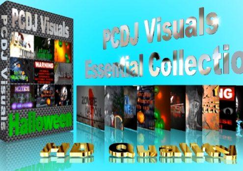 PCDJ Visuals - Halloween Video Clip