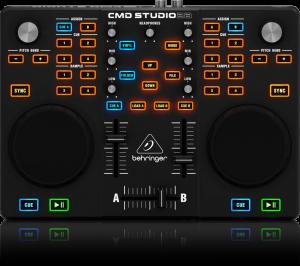 CMD Studio 2A DJ Controller