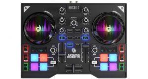Hercules DJ Control Instinct P8 Top