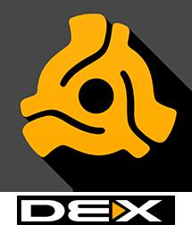 DEX DJ APP LOGO