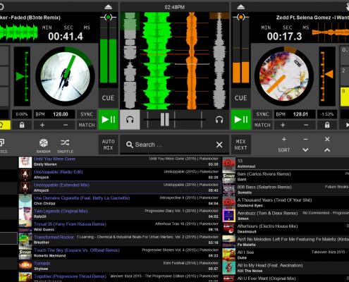 DEX 3 LE Free DJ Software