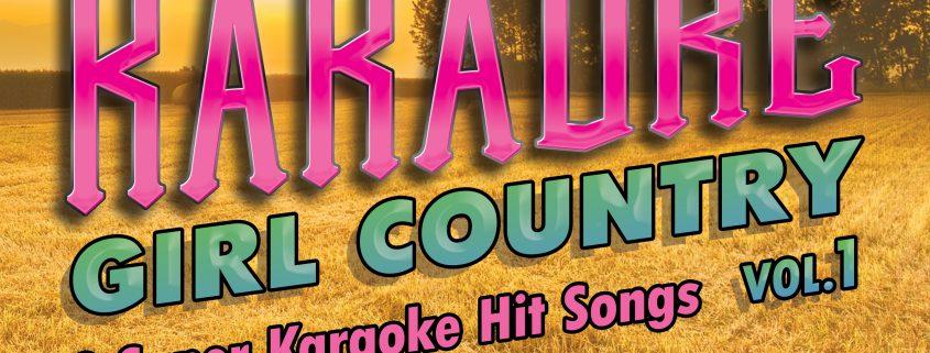 Girl Country Karaoke HD Pack
