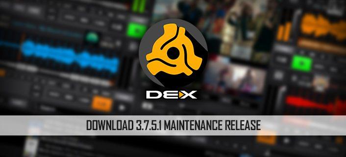 Download VDJ Software DEX 3.7.5.1