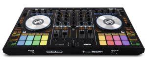 Reloop DJ Mixon 4 DJ controller front