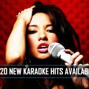 Karaoke Cloud Pro Song List Update 1-2-17