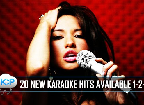 Karaoke Cloud Pro Song List Update 1-2-17