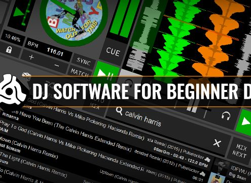 free dj software for beginner DJs