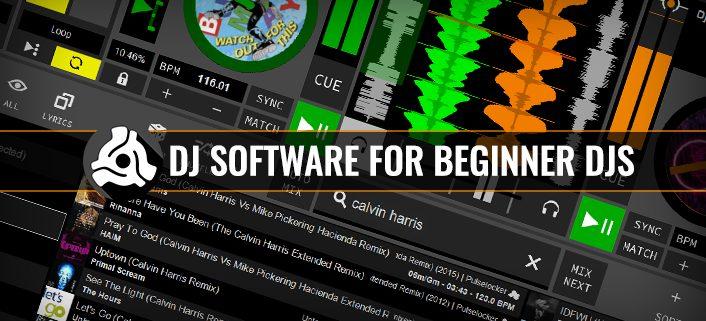 free dj software for beginner DJs