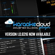 Karaoke Cloud Player update 1.0.6216