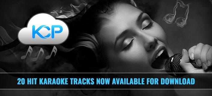 Download 20 Karaoke Hits With Karaoke Cloud Pro 1-26-17