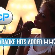 new karaoke songs added to karaoke cloud pro 1-11-17