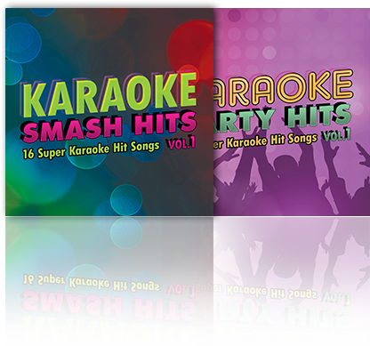 Two 16 song karaoke download packs