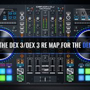 Denon MC7000 Map for PCDJ DEX 3 and DEX 3 RE