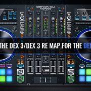 Denon MC7000 Map for PCDJ DEX 3 and DEX 3 RE