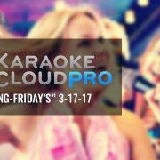 Best Karaoke Subscription Update 3-17-17