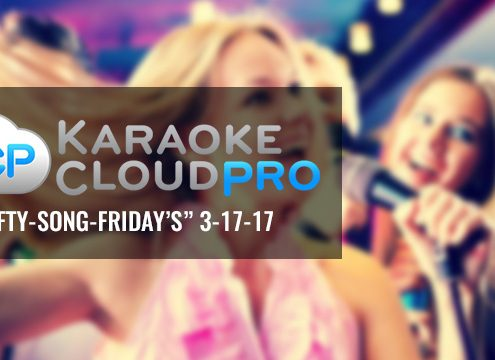 Best Karaoke Subscription Update 3-17-17