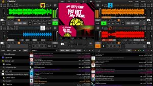 DEX 3 Video Mixing DJ software