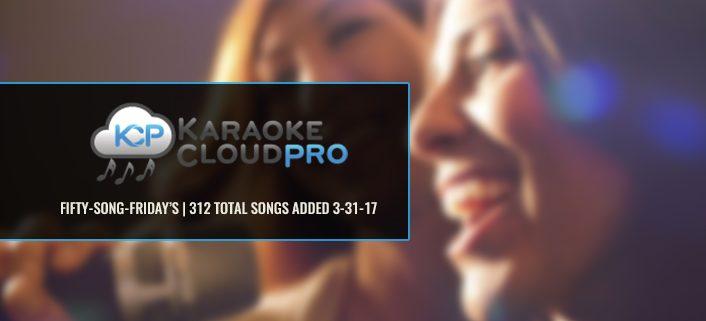 Download 312 Karaoke Songs With Karaoke Cloud Pro