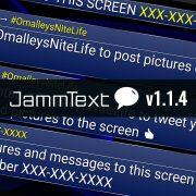 JammText v1.1.4 released