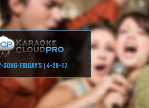 Download 50 karaoke songs 4-27-17