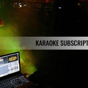 Karaoke Subscription For A Bar