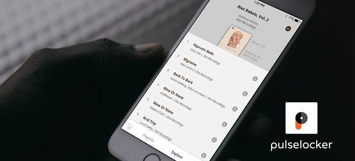 Download The Pulselocker iOS app