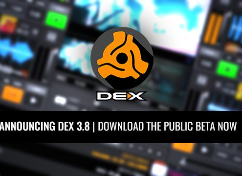 Download DEX 3.8 DJ software