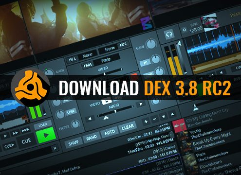 Download DEX 3.8 release candidate 2