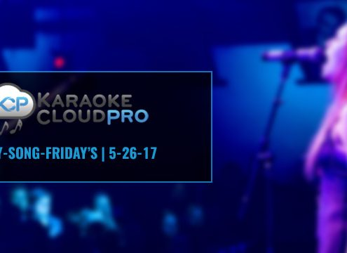 Fifty Song Friday Karaoke Subscription Service