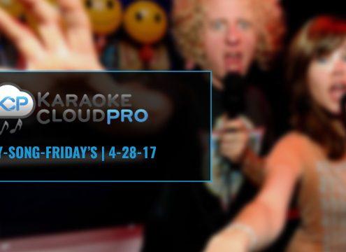 Best Karaoke Music Subscription Update 5-5-17