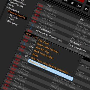 Karaoke Cloud Pro Downloading Karaoke Songs