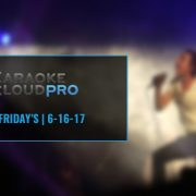 Professional Karaoke Subscription Service Update 6-16-17