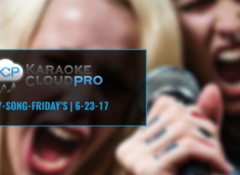 Download 50 karaoke songs from Karaoke Cloud Pro 6-23-17