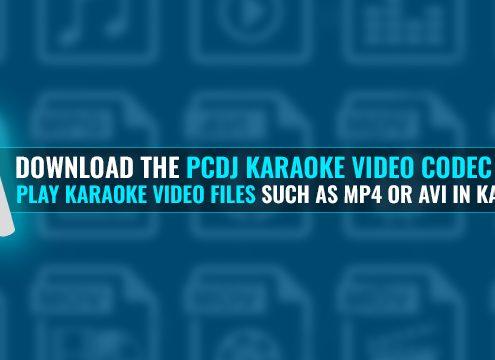 Download Karaoke Video Codec Pack