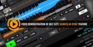 DEX 3 Beat Sync Demonstration