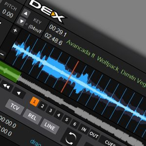 DEX 3 KEY MIXING