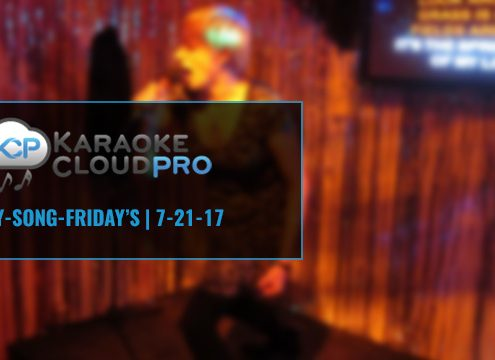 Download karaoke songs from karaoke cloud pro 7-21-17
