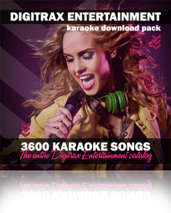 Download Karaoke Library 3600 Songs