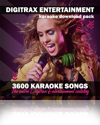 Download Karaoke Library 3600 Songs