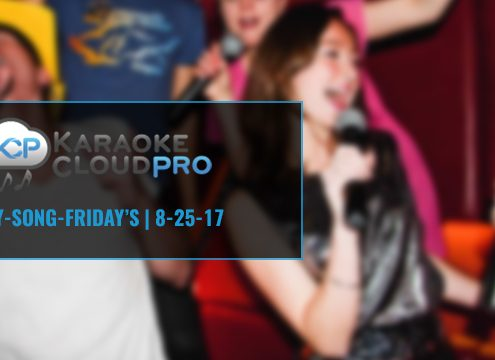 Download 50 karaoke songs from KCP 8-25-17