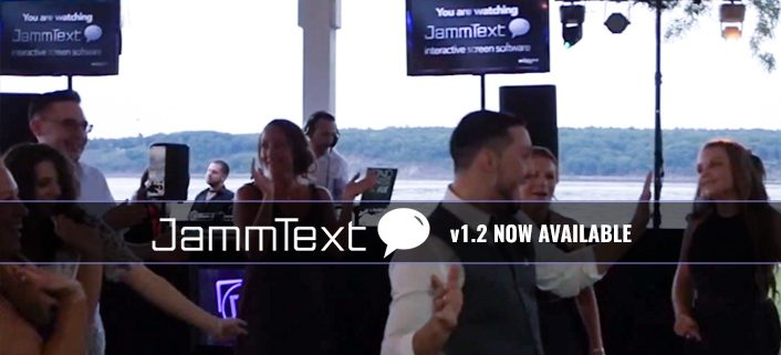 JammText v1.2 Now Available