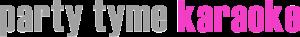 Party Tyme Karaoke Logo