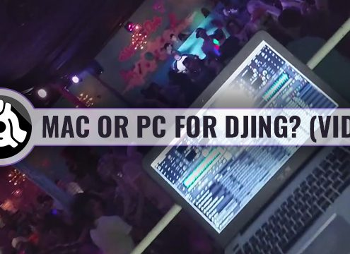 MAC or PC for DJing?