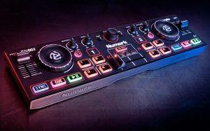 Numark DJ2GO2 DJ controller top