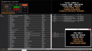 Karaoki karaoke software new screenshot