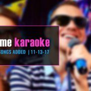 Party Tyme Karaoke subscription update 11-13-17