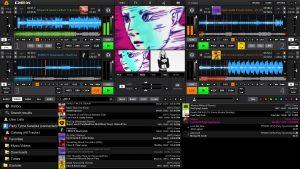 DEX 3.9.0.10 DJ software screenshot