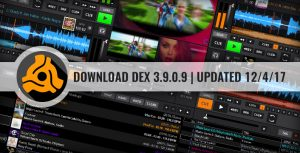 Download DEX 3.9.0.9 DJ mixing software