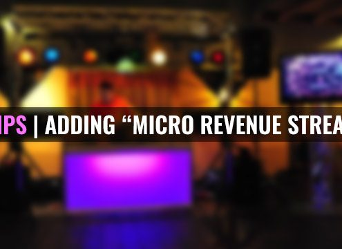DJ Tips Adding additional revenue streams